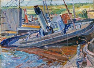 Le bateau coule 1960