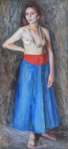 Helene aux seins nus-1940