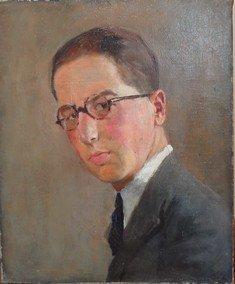 KLEIN N°214 Autoportrait