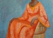 KLEIN N°211 la robe Malienne