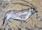GORODINE-N°30-oryx-TM-sur-papier-56x75