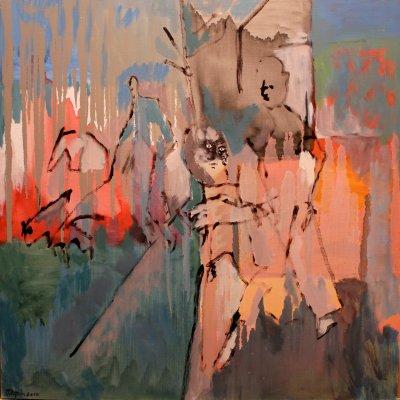 PASQUIER N°229 Les promeneurs 2010 110x110
