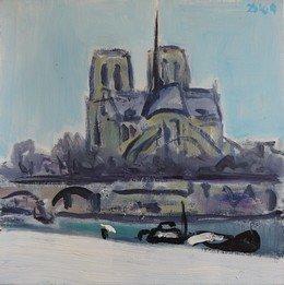 Notre Dame et Pont