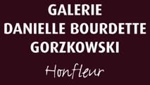 Galerie Danielle Bourdette-Gorzkowski à Honfleur