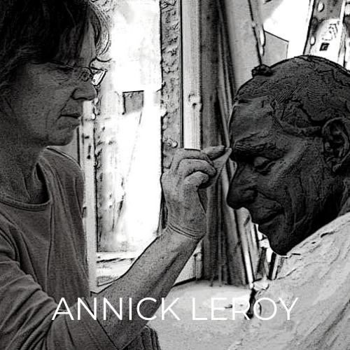 annicl leroy représentée par la galerie danielle bourdette gorzkowski à honfleur