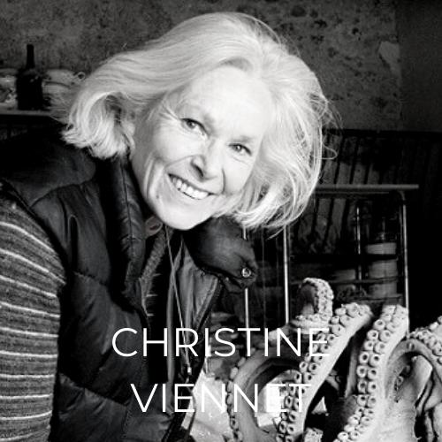 christine viennet représentée par la Galerie Danielle Bourdette Gorzkowski à honfleur