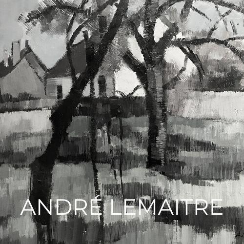 andré lemaitre représenté par la Galerie Danielle Bourdette Gorzkowski à honfleur