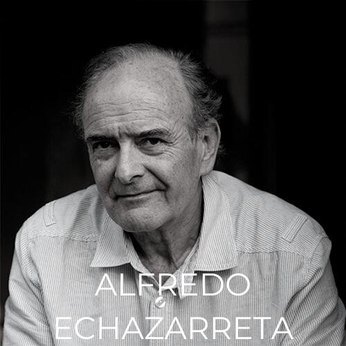 Alfredo Echazarreta représenté par la Galerie Danielle Bourdette Gorzkowski à honfleur