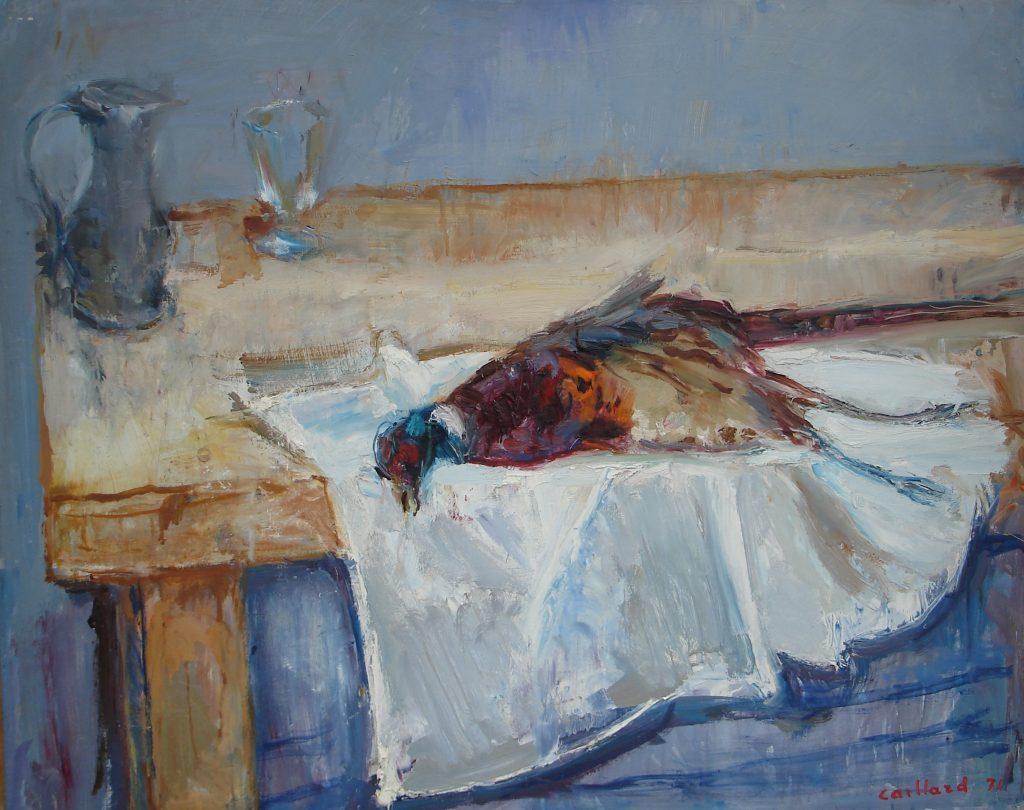 christian caillard représenté par la Galerie Danielle Bourdette Gorzkowski à honfleur