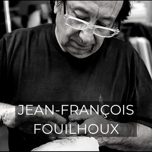 jean-françois fouilhoux représenté par la Galerie Danielle Bourdette Gorzkowski à honfleur