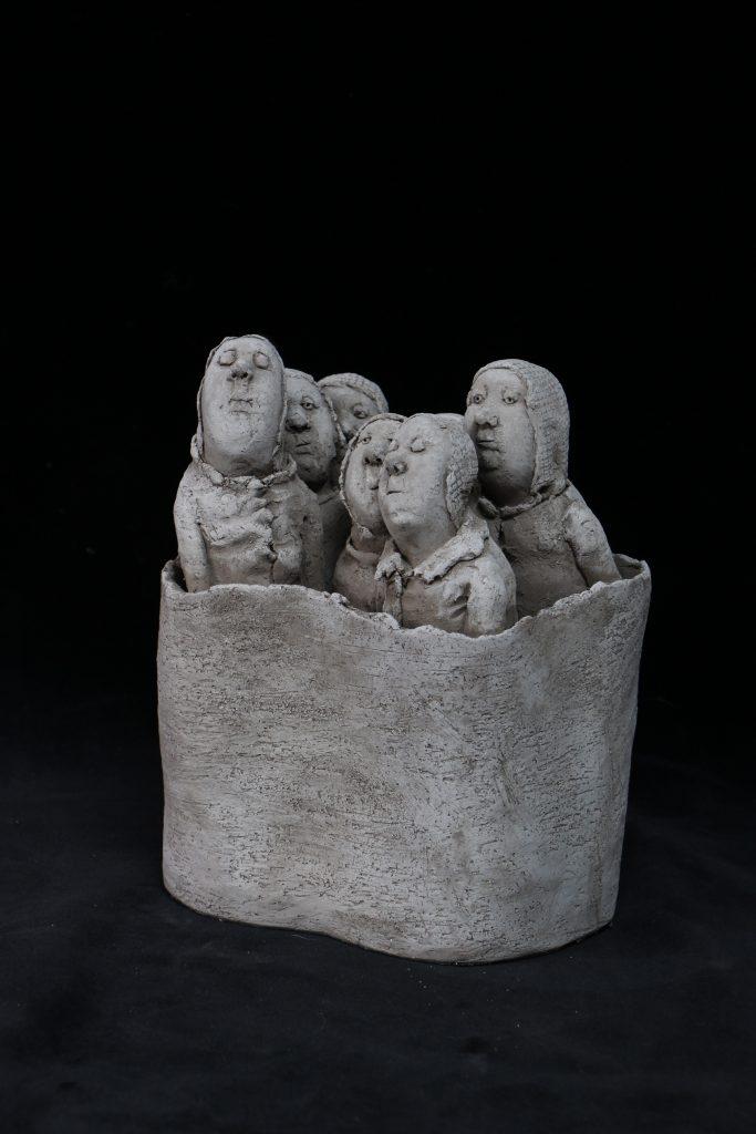 sophie favre représenté par la Galerie Danielle Bourdette Gorzkowski à honfleur
