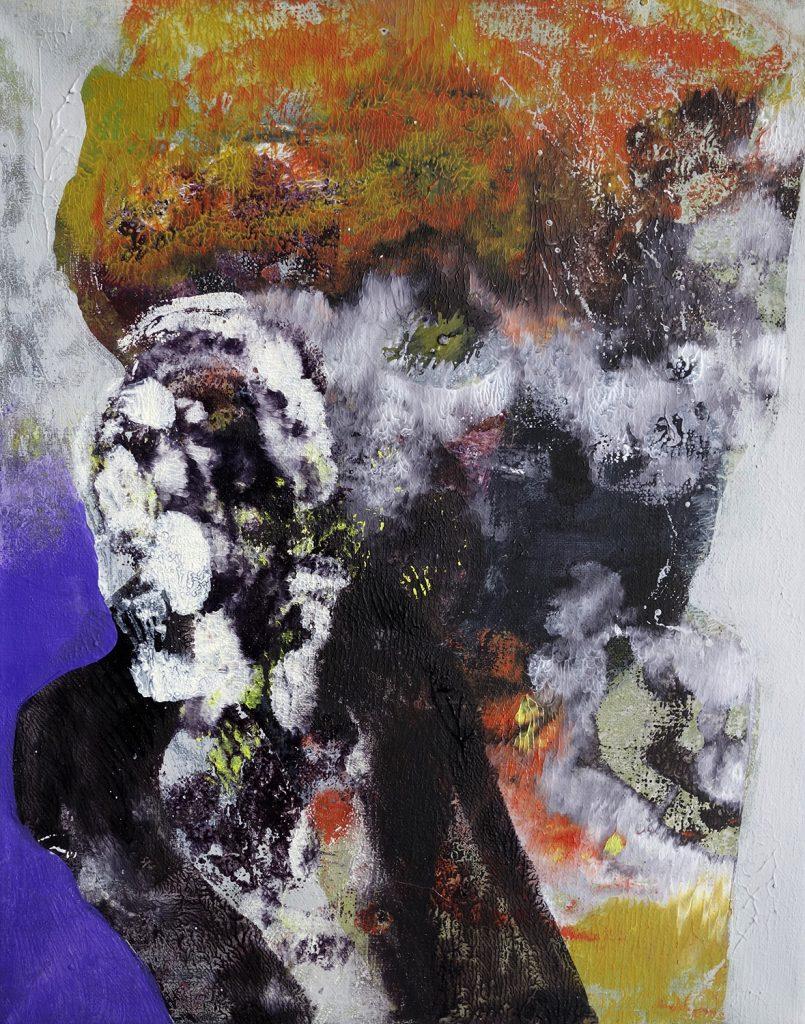 christophe miralles représenté par la Galerie Danielle Bourdette Gorzkowski à honfleur
