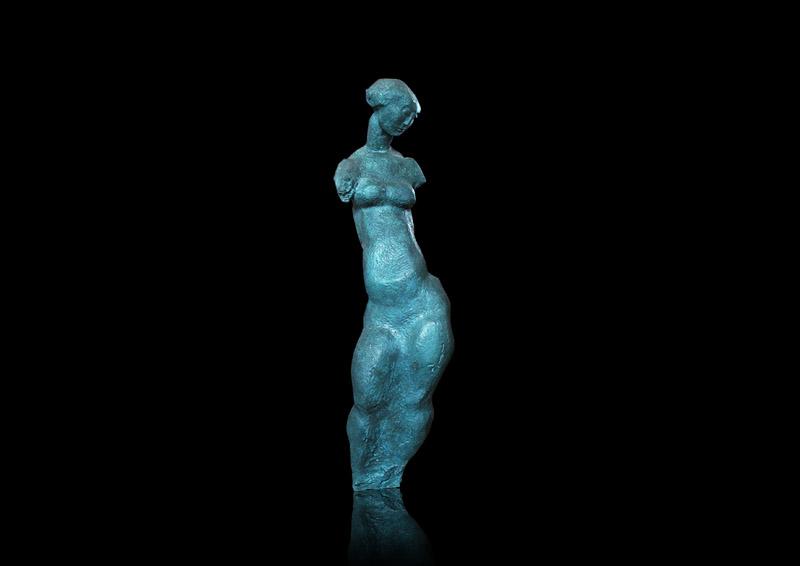 Bernard Mougin représenté par la Galerie Danielle Bourdette Gorzkowski à honfleur