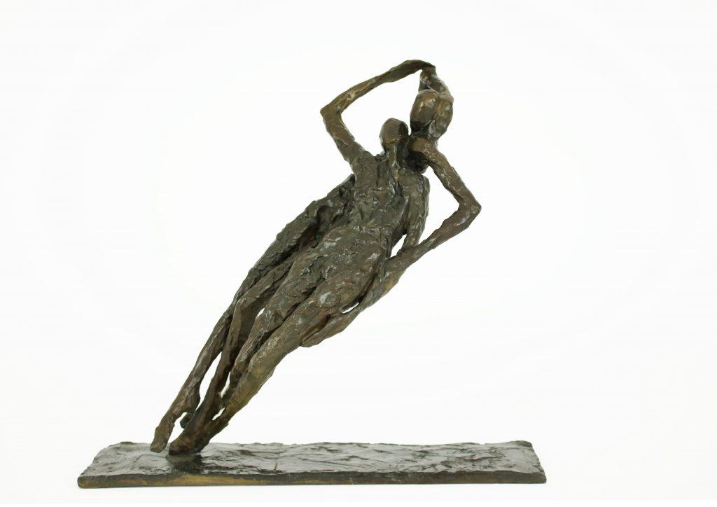 nancy vuylsteke de laps représentée par la Galerie Danielle Bourdette Gorzkowski à honfleur