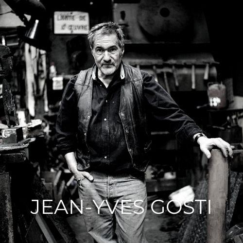 jean yves gosti représenté par la Galerie Danielle Bourdette Gorzkowski à honfleur