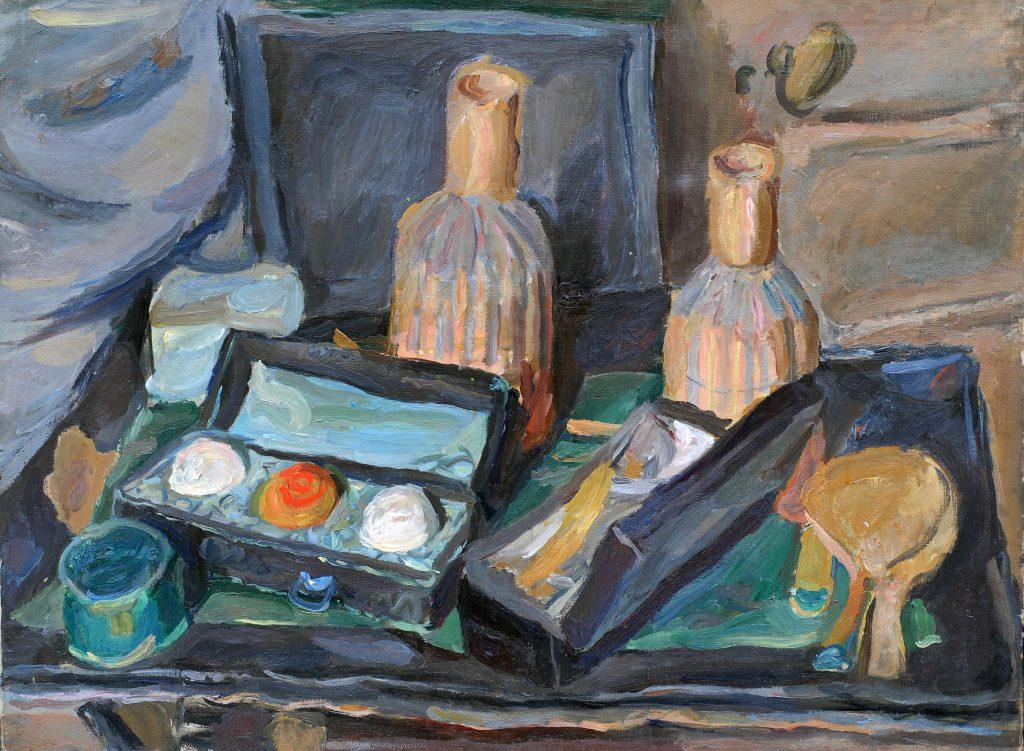 emile sabouraud représenté par la galerie danielle bourdette gorzkowski à honfleur