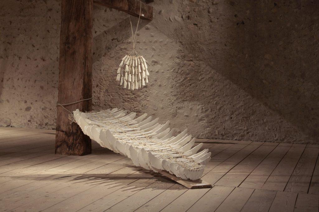 bénédicte Vallet représentée par la Galerie Danielle Bourdette Gorzkowski à honfleur