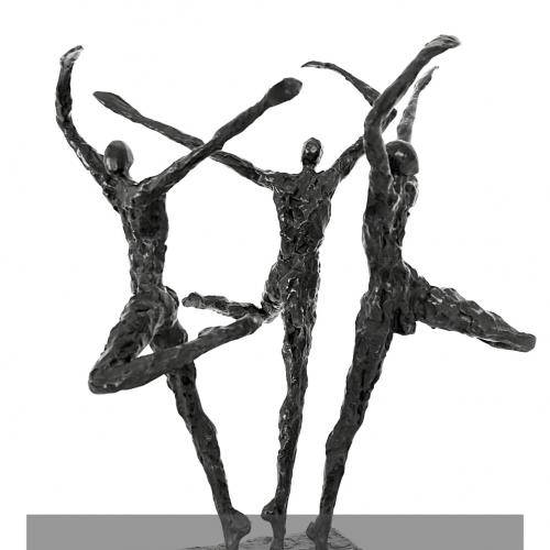 sculptors represented by Galerie Danielle Bourdette Gorzkowski in Honfleur France