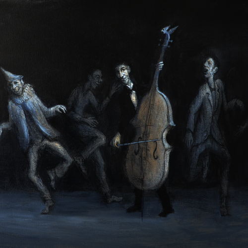 Roland Devolder représenté par la Galerie Danielle Bourdette Gorzkowski à honfleur