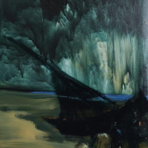 David Daoud représenté par la galerie Danielle Bourdette Gorzkowski à Honfleur