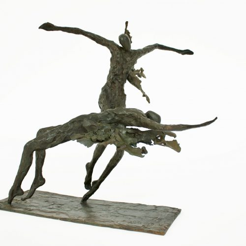 Nancy Vuylsteke de Laps à la Galerie Danielle Bourdette Gorzkowski du 28/8 au 10/10/2021